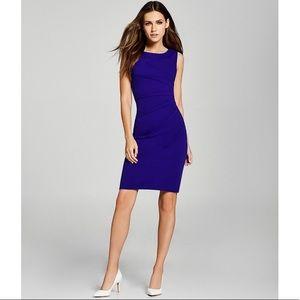 Calvin Klein Sunburst Stretch Sheath Dress